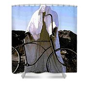 Ghost Rider Shower Curtain