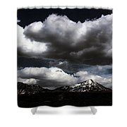 Ghostly Dreams Shower Curtain