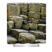 Giant's Causeway #2 Shower Curtain