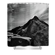 Giant's Causeway 4 Shower Curtain