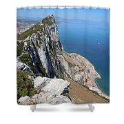Gibraltar Shower Curtain