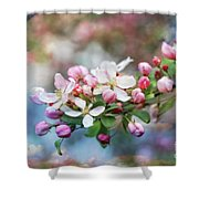 Gift From Heaven Shower Curtain