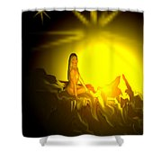 Gift Of Sun Shower Curtain