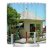 Gift Shop  Shower Curtain
