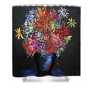 Gifts Of The Garden Shower Curtain