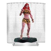 Giganta Shower Curtain