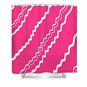 Giggles Shower Curtain