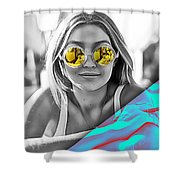 Gigi Hadid Collection Shower Curtain