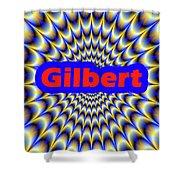 Gilbert Shower Curtain