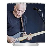 Gilmour #003 By Nixo Shower Curtain