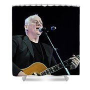 Gilmour #023 By Nixo Shower Curtain