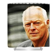 Gilmour #103 By Nixo Shower Curtain