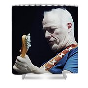 Gilmour By Nixo Shower Curtain