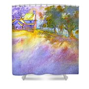 Gilpin House, No. 1 Shower Curtain