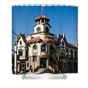 Gilroy's Old City Hall Shower Curtain