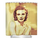 Ginger Rogers, Hollywood Legends Shower Curtain