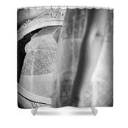 Girl #8744 Shower Curtain