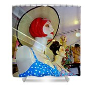 Girls Of Summer Shower Curtain