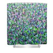 Gisement De Lavande Shower Curtain