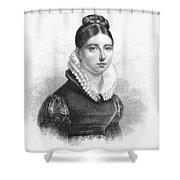 Giuditta Pasta (1798-1865) Shower Curtain