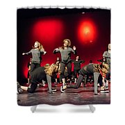 Give It All You Got 18 Shower Curtain