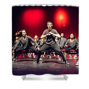 Give It All You Got 5 Shower Curtain
