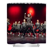 Give It All You Got 8 Shower Curtain