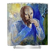 Giver Of Dreams Shower Curtain
