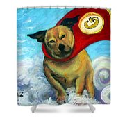 Gizmo The Great Shower Curtain