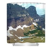 Glacial Pond Shower Curtain