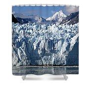 Glacier Bay 11 Photograph Shower Curtain