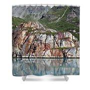 Glacier Bay 4 Photograph Shower Curtain