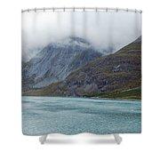 Glacier Bay Tarr Inlet Shower Curtain