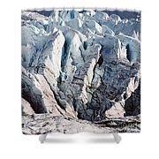 Glacier Detail Shower Curtain
