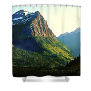 Glacier National Park 2 Shower Curtain