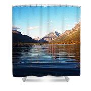 Glacier National Park 7 Shower Curtain