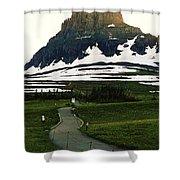 Glacier National Park 8 Shower Curtain
