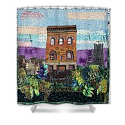 Glance At The Past II Shower Curtain by Martha Ressler