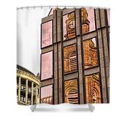 Glasgow St Georges Tron Parish Church Shower Curtain