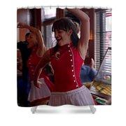 Glee Shower Curtain
