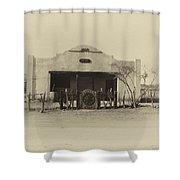 Gleeson Jail Shower Curtain