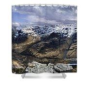 Glencoe - Scotland Shower Curtain