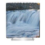 Glen Falls 8956a Shower Curtain