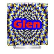 Glen Shower Curtain