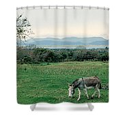 Glenbeigh Ireland Shower Curtain