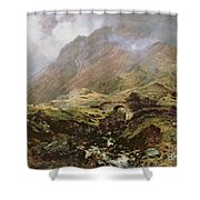 Glencoe Shower Curtain