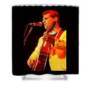 Glenn Frey-1009 Shower Curtain