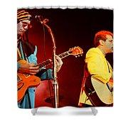 Glenn Frey Joe Walsh-1001 Shower Curtain