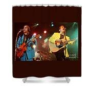 Glenn Frey Joe Walsh-1023 Shower Curtain