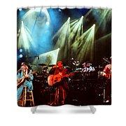 Glenn Frey Joe Walsh-1039 Shower Curtain